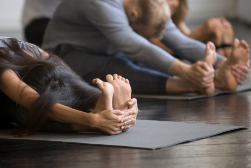 Yin Yoga Yinyoga Sonthofen Oberstdorf Immenstadt