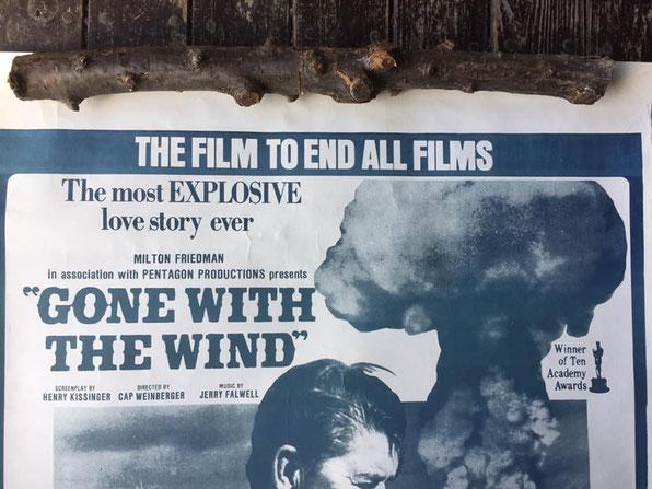 ポスター:風と共に去りぬ