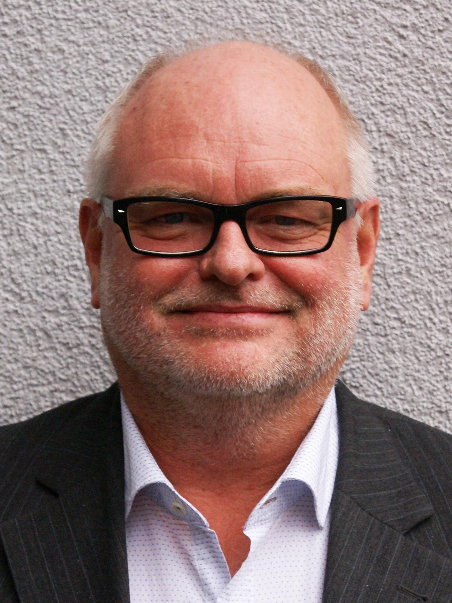 Klaus-Hermann Bunte - Schulleiter