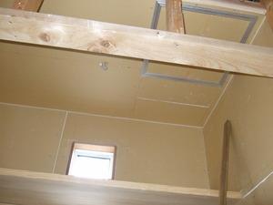 包装室、棚、天井