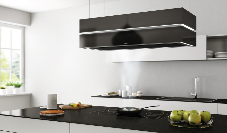 berbel deckenlifthauben deckenlifthaube skyline edge 2015 95 cm breite design. Black Bedroom Furniture Sets. Home Design Ideas