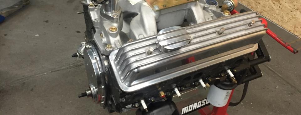 383cui Motor.