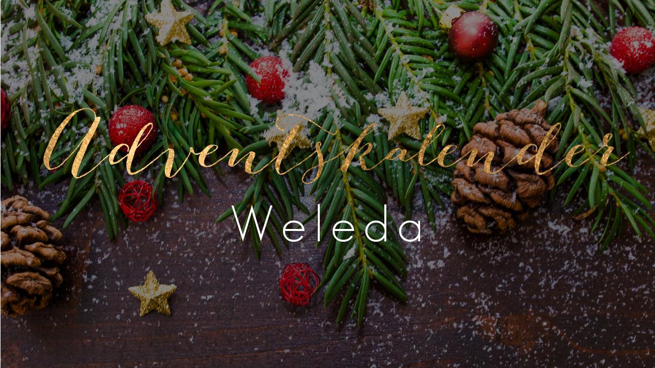 Weleda Adventskalender Inhalt 2021