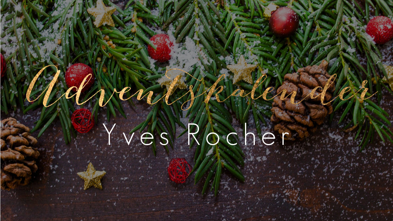 Yves Rocher Adventskalender Inhalt 2021