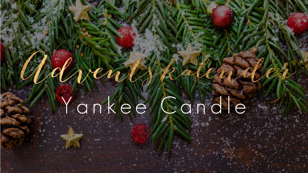 Yankee Candle Kerzen Adventskalender Inhalt 2021