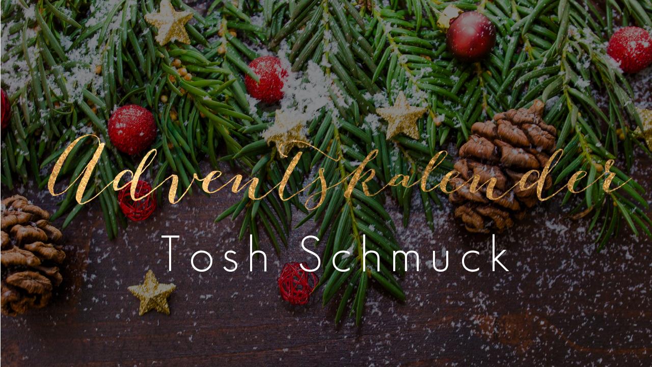 Tosh Schmuck Adventskalender Inhalt 2021