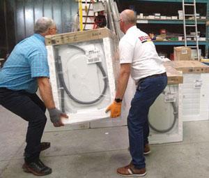 Wasmachines voor Rochefort