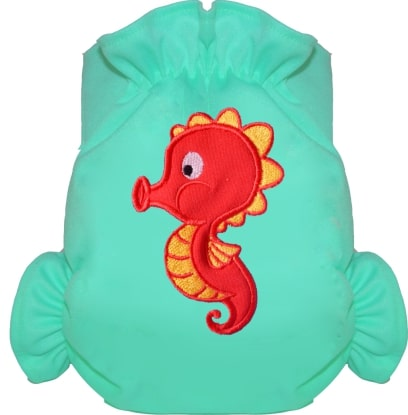maillot couche Hippocampe