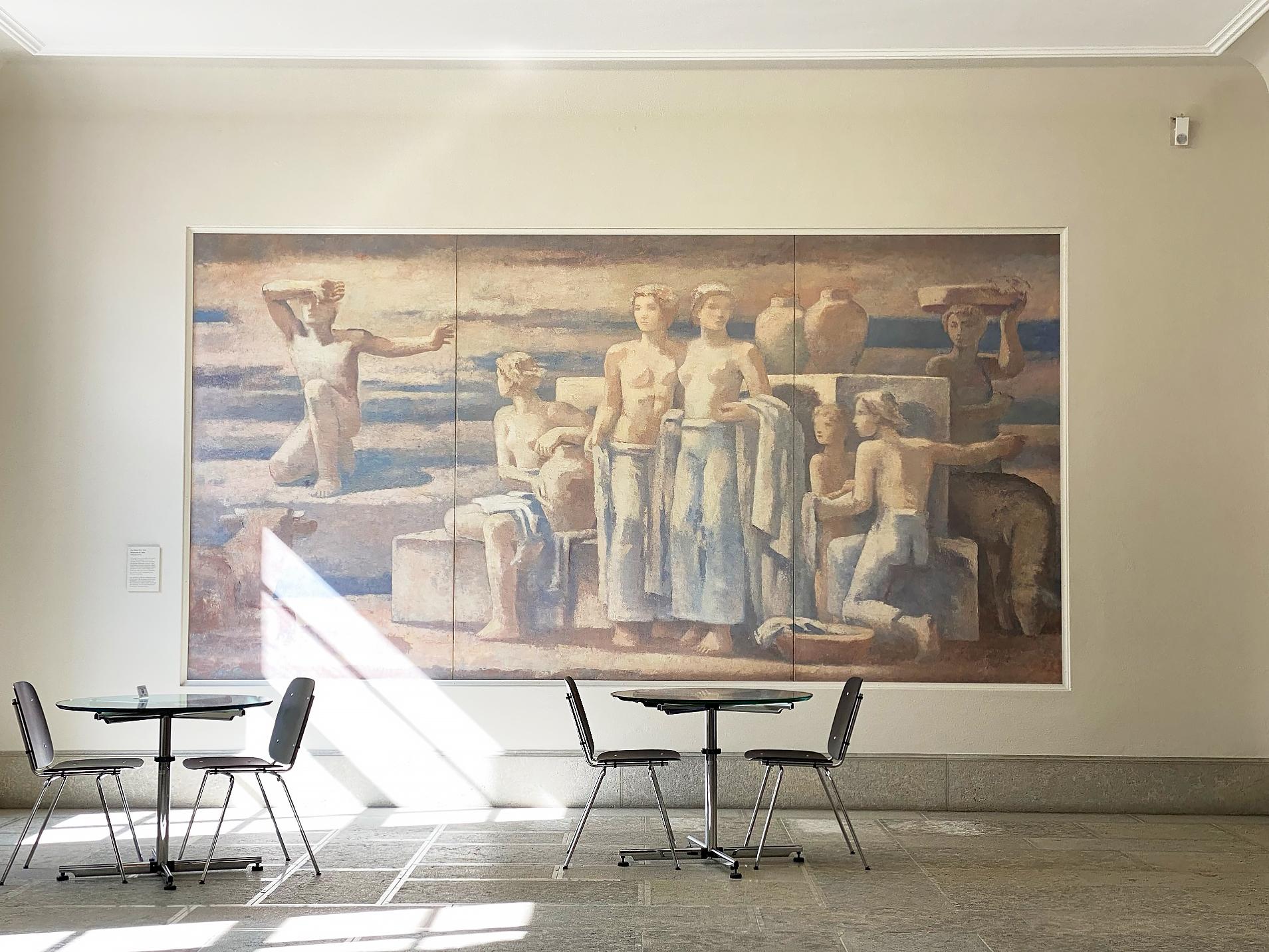 """Schriftliche Anfrage """"Umgestaltung Eingangshalle Museum Reinhart am Stadtgarten"""" (Nr. 2021.25)"""