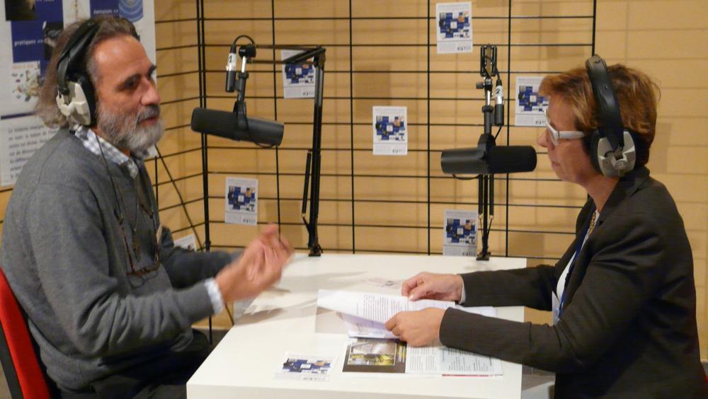 15 mn d'entretien avec Père Philippe Dautais
