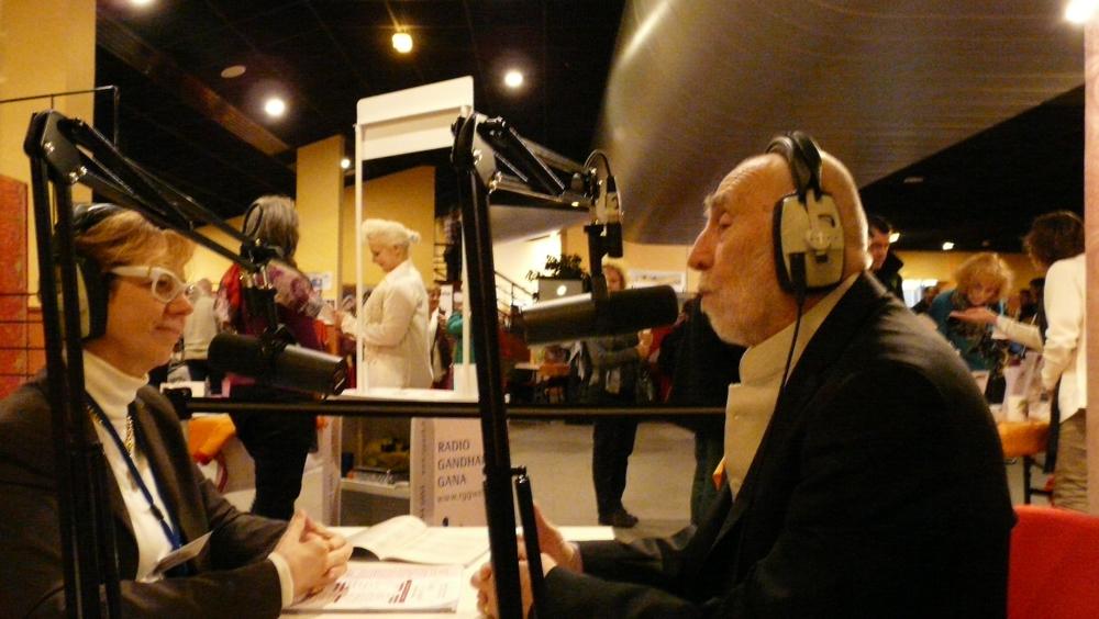 15 mn d'entretien avec Alain Chevillat