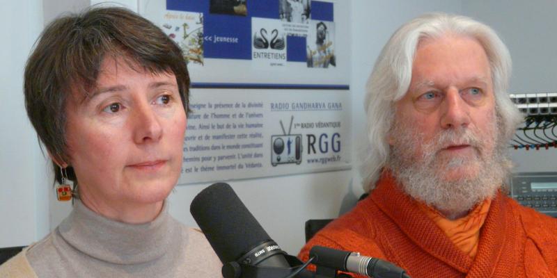 Serge Lelandais et le Dr Lise Queguiner