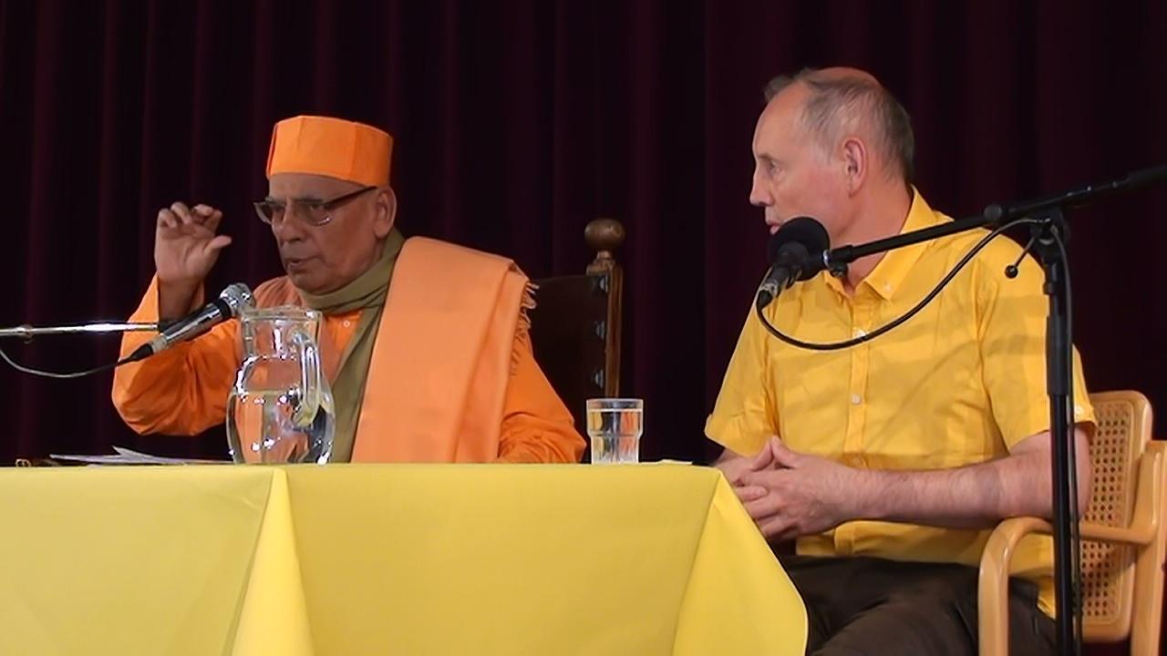 Swami Shivamayananda