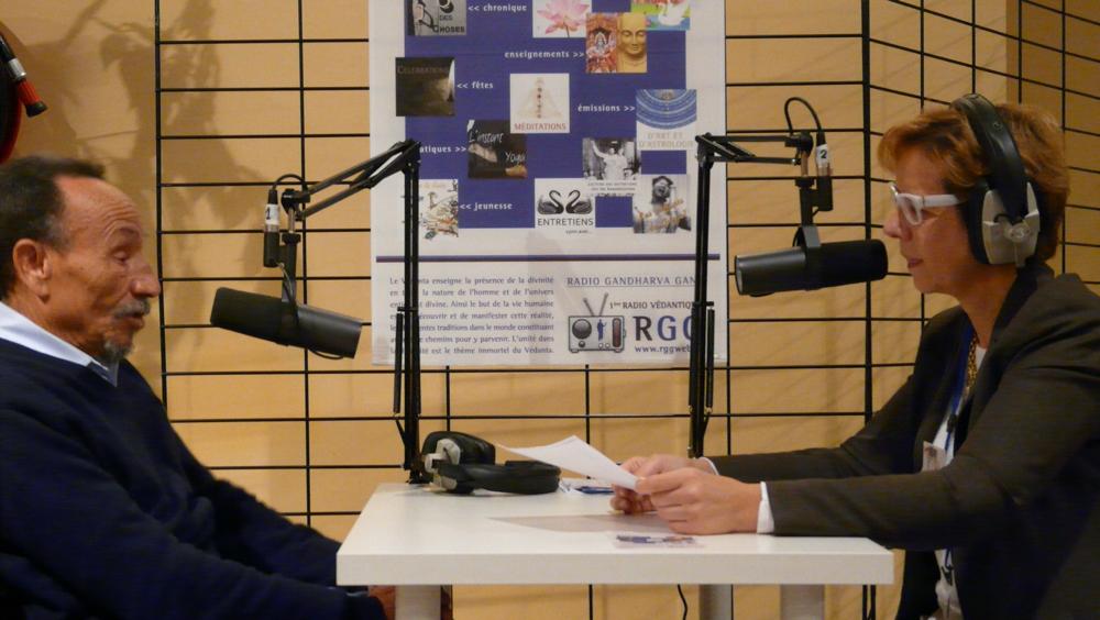 15 mn d'entretien avec Pierre Rabhi