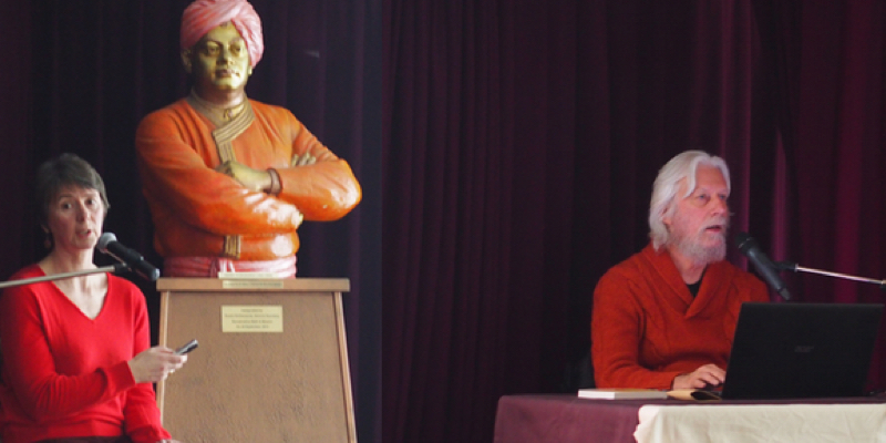 Dr Lise Queguiner et Serge Lelandais-Bhaktaraj