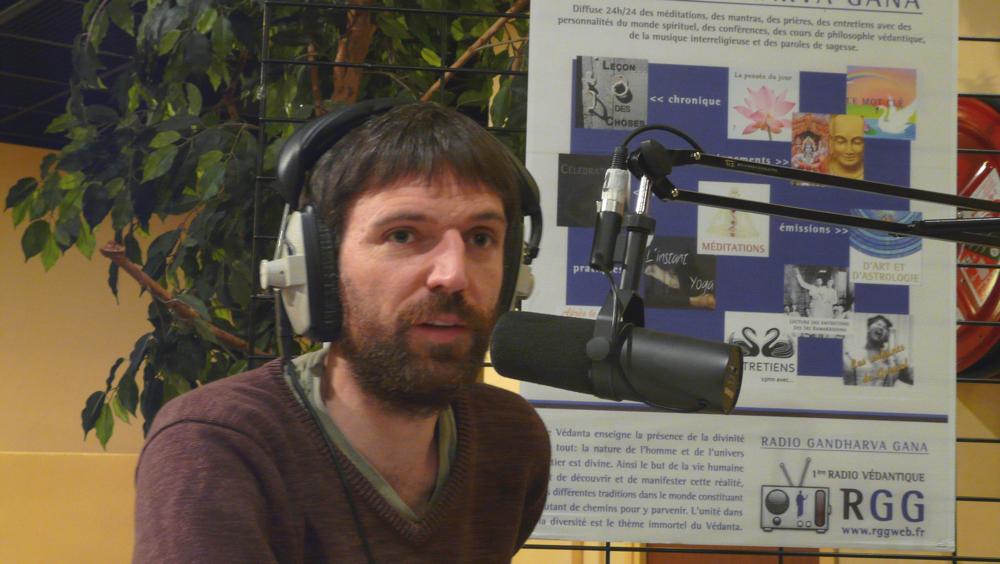 15 mn d'entretien avec Mathieu Labonne