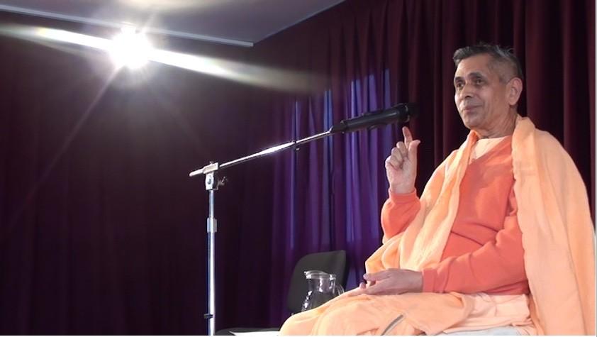 Swami Veetamohananda