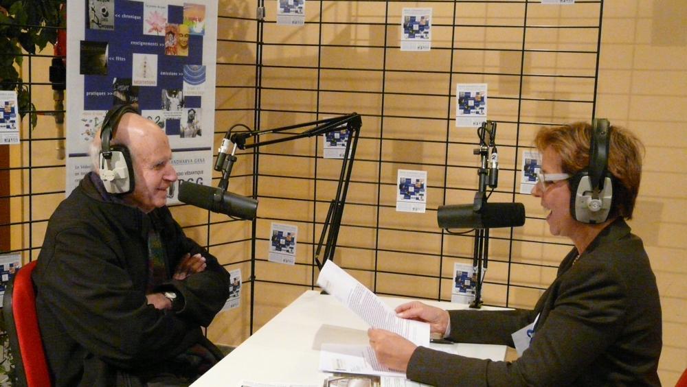 15 mn d'entretien avec Père Pierre Boulad