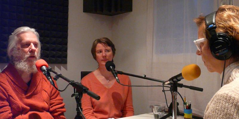 Serge Lelandais - Bhaktaraj et Dr Lise Queguiner