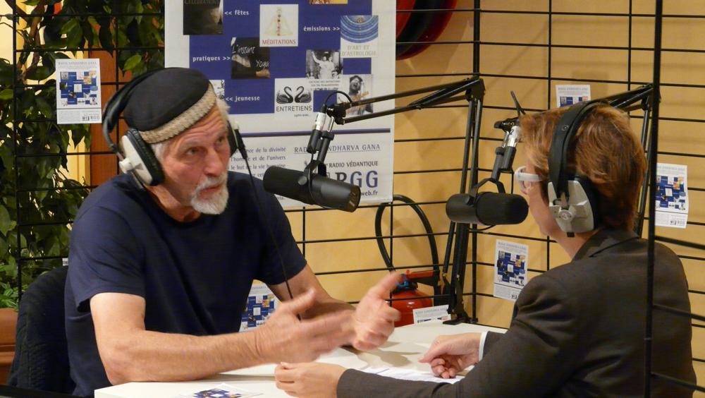 15 mn d'entretien avec Pierre Yves Albrecht