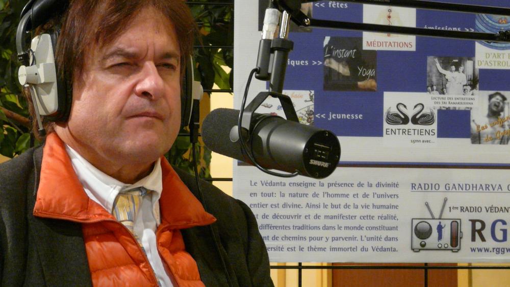 15 mn d'entretien avec Bertrand Vergely