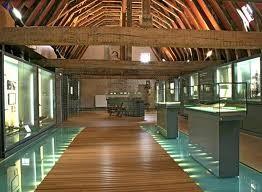 Musée Romain Roland de Clamecy salle du flottage