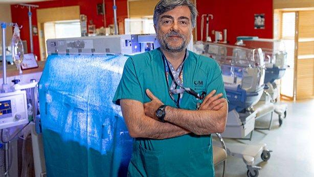 Dr. Manuel Sánchez Luna. Jefe de Servicio de Neonatología