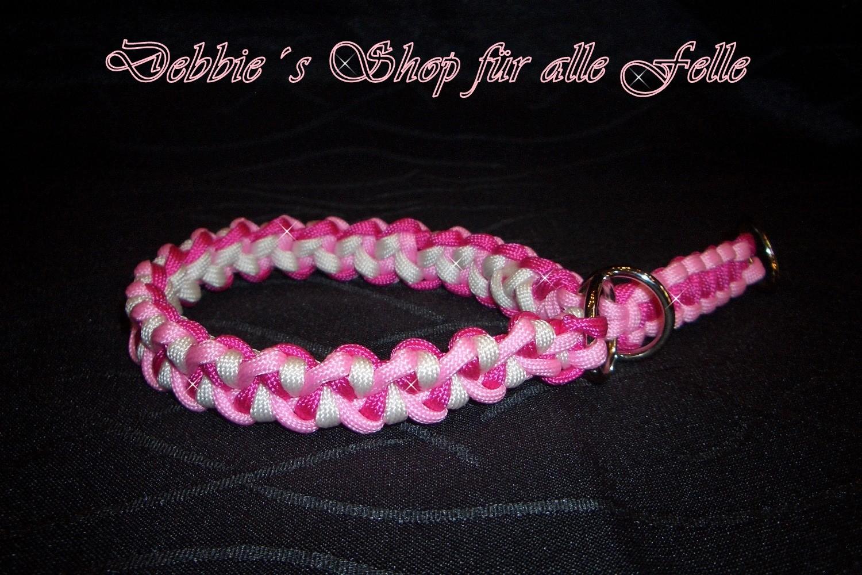 pink / rose / white