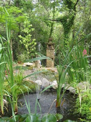 le jardin du pech, soulatge