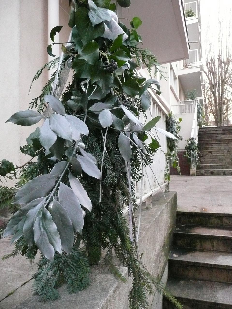 décoration extérieure résidence privilège jardin