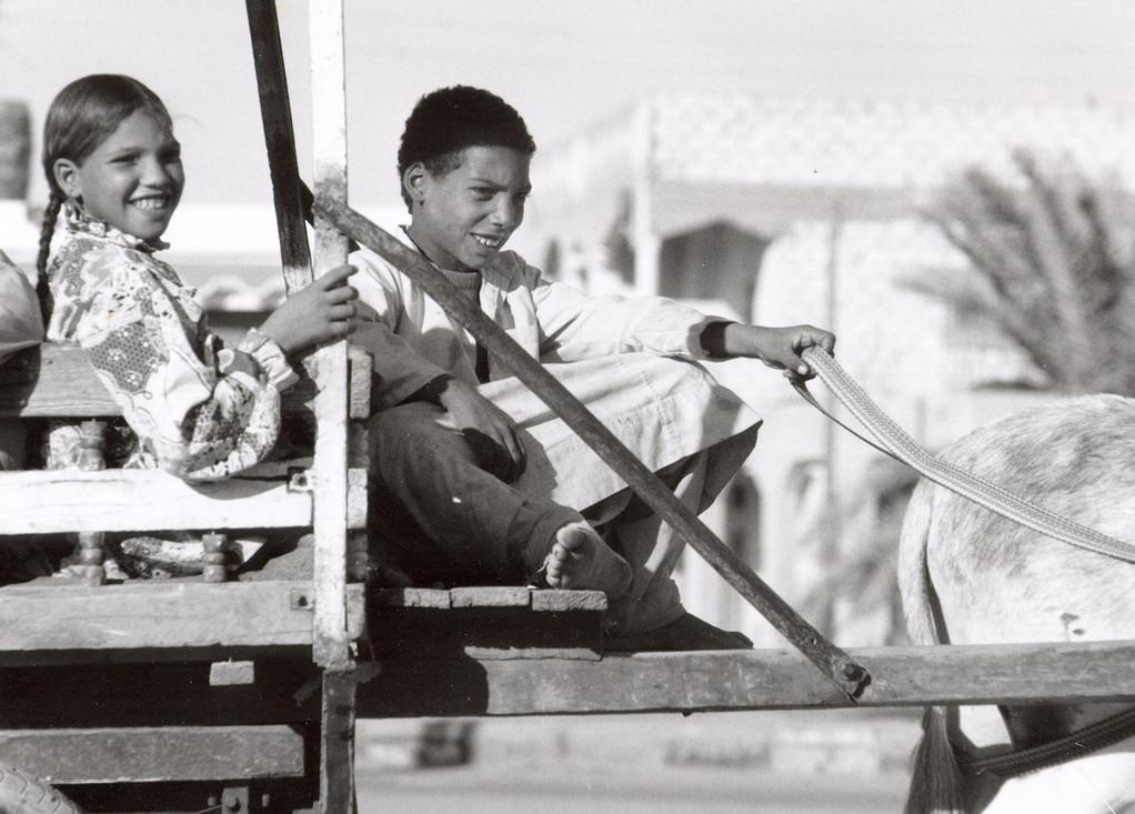 Oasis de Siwa, Egypte 1996
