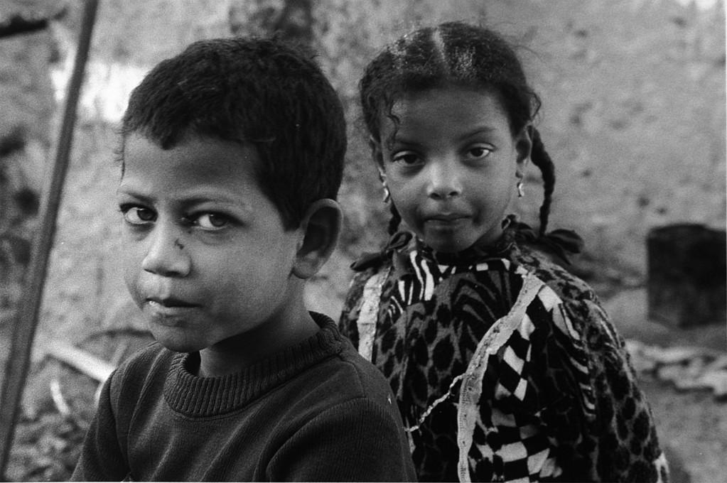 Oasis de Siwa Egypte 1996