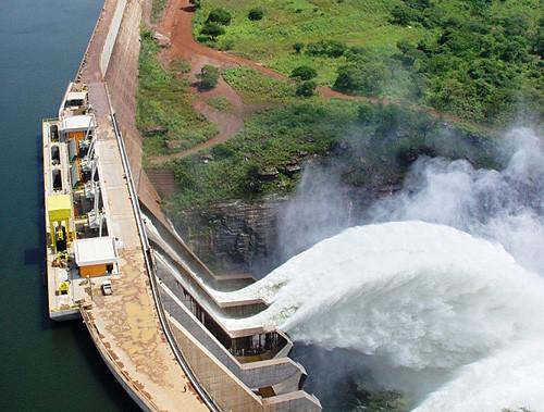 ГЭС на Кванзе