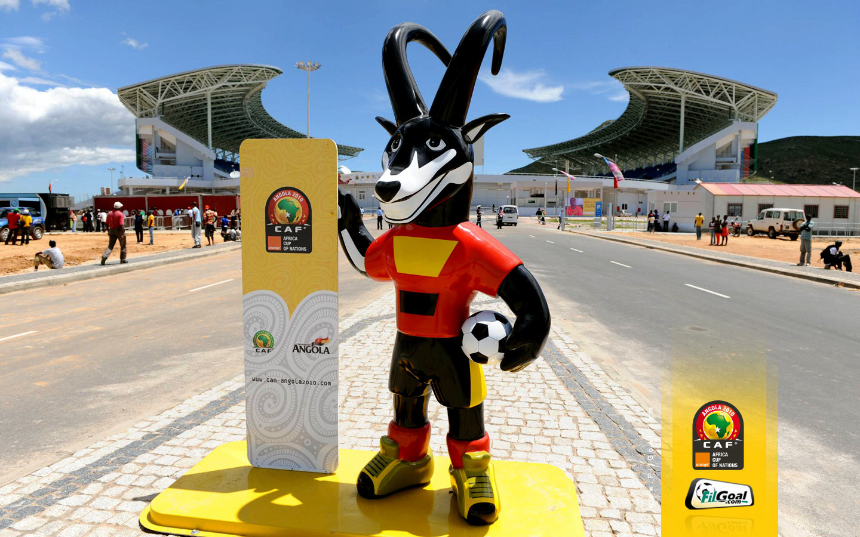 Паланка - символ чемпиона Африки по футболу 2010