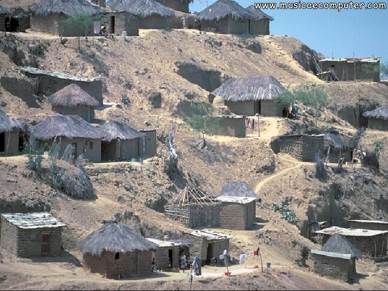 Типичная деревня