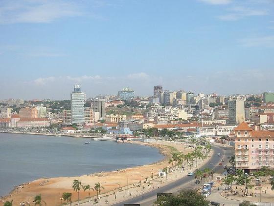 Бухта Луанды