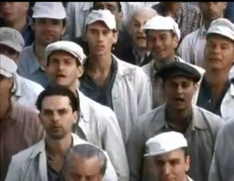 Fernseh-Rolle Der Aufstand, 2003