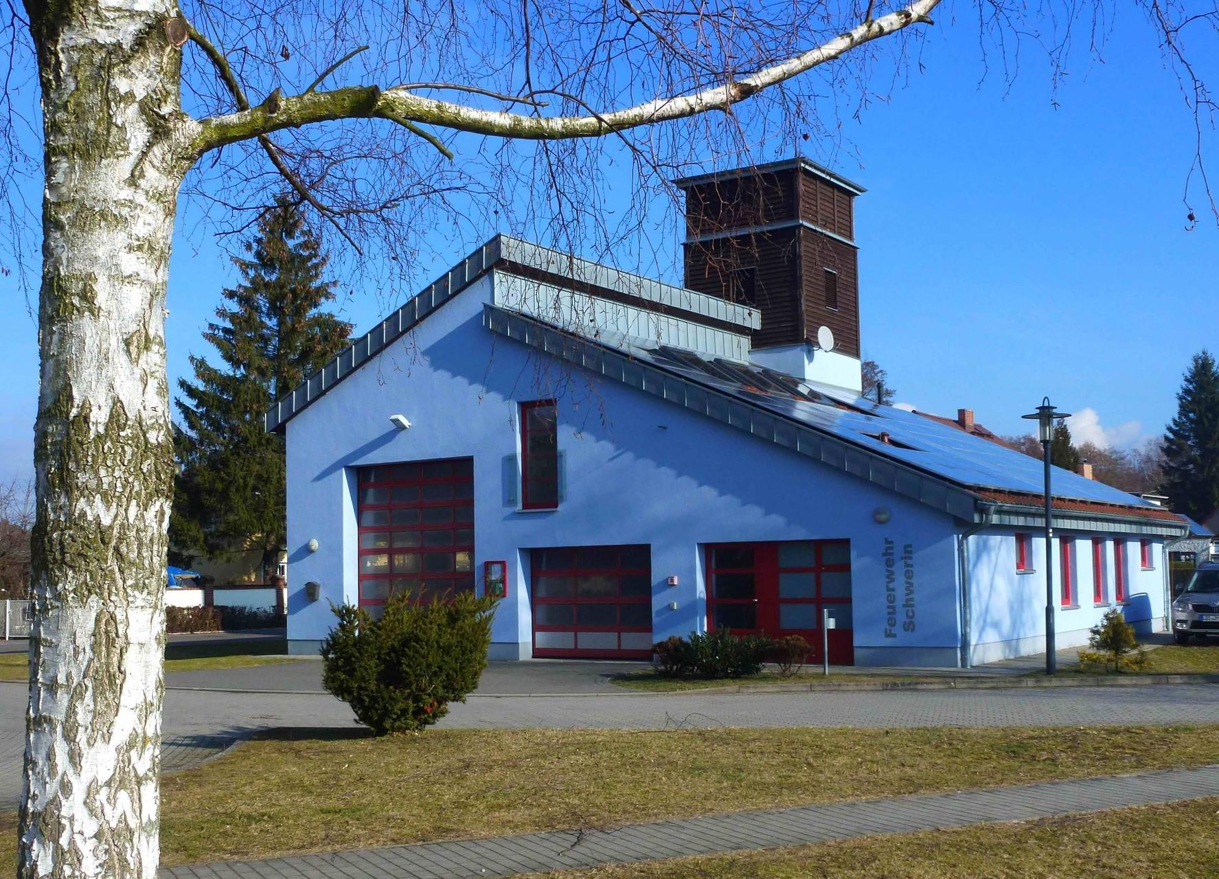 Feuerwehr Schwerin