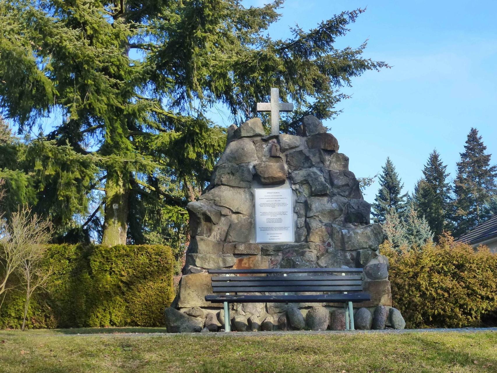 Denkmal, Bootsunglück 1879