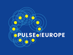 "Logo von ""Pulse of Europe"" (© by Pulse of Europe)"