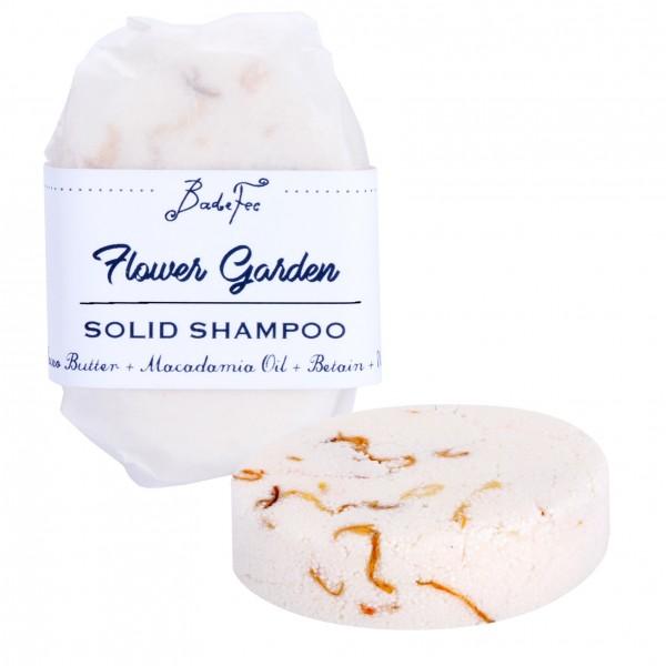festes Shampoo Badefee