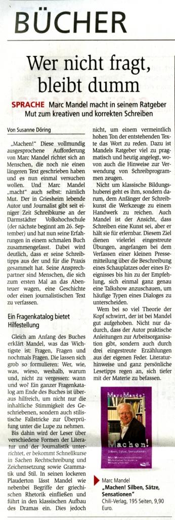 Darmstädter Echo 5. September 2016 Seite 18