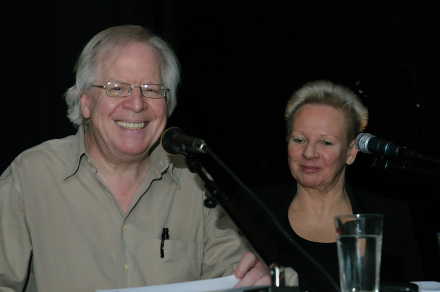 Marc Mandel und Sigrid Awizio