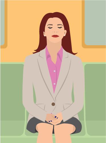 pause meditation dejeuner mindfulness meditation de pleine conscience la chor sur yon vendee