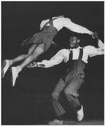 Frankie Manning et Ann Johnson (1941)