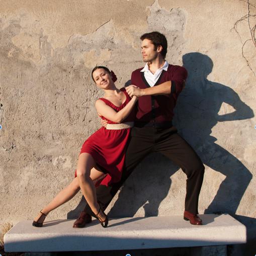 Lisa Clarke & Fabien Vrillon
