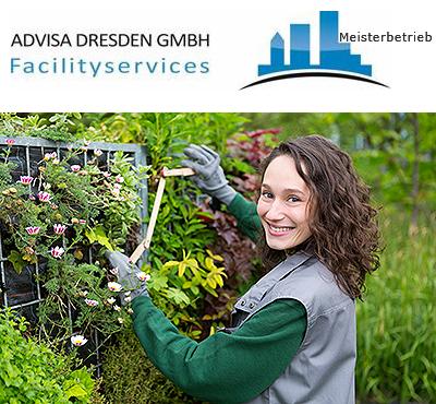 Gärtnerin Dresden und  Landschaftsgärtnerin bei der Gartengestaltung.