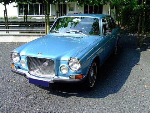 Volvo 164, klassieker, autopoetsen, glansherstel, polijsten, detailing | A1 Car Cleaning