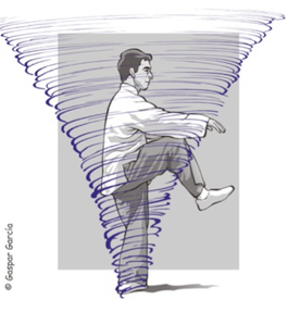 Cherchez l'immobilité dans le mouvement