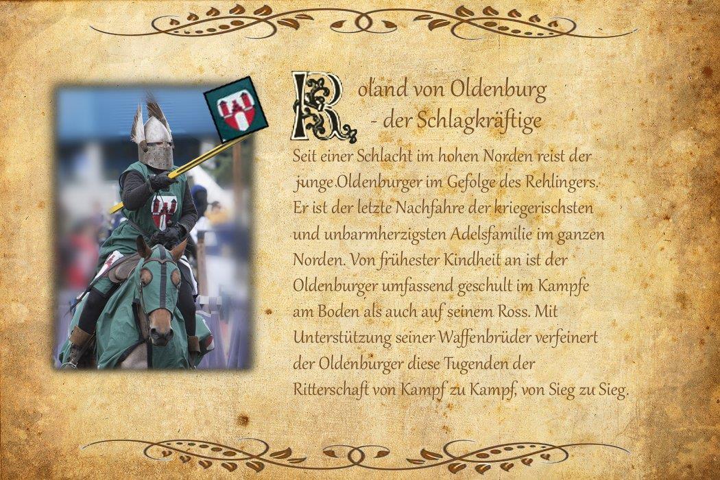 Roland von Oldenburg
